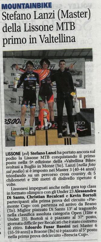 2016.04.05 Giornale di Monza (Lanzi)