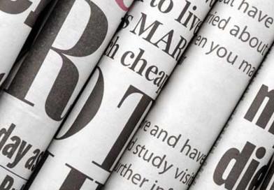 Rassegna stampa Novembre