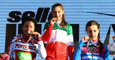 Martina Recalcati campionessa italiana!