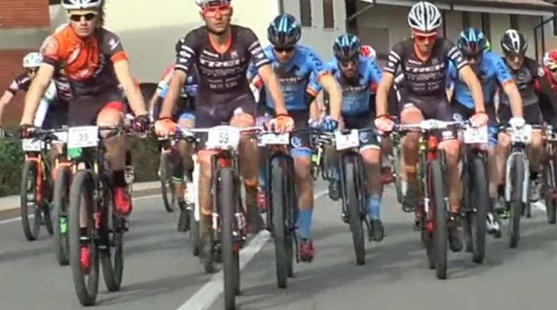2017.03.13 Kevin Bortoli (partenza Bardolino Bike)