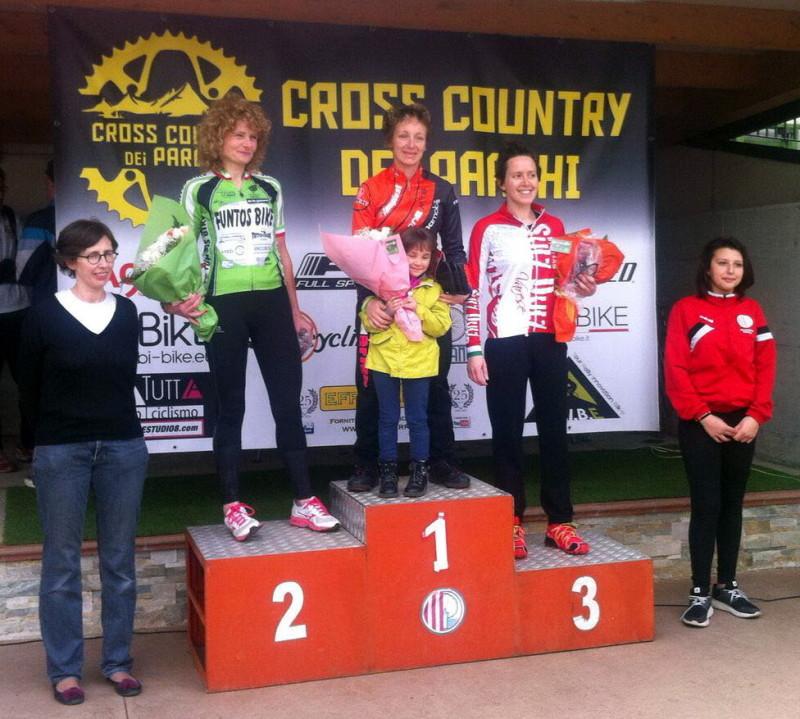 2017.04.02 Rovate (podio Karin Tosato)
