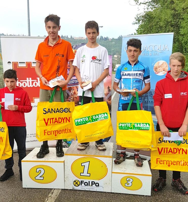 2017.04.15 Garda (podio Cenni)