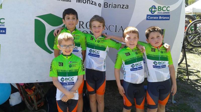 2017.05.21 Aprica (atleti Giovanissimi Lissone MTB)