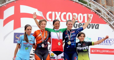 Karin Tosato vice campionessa italiana cross country!