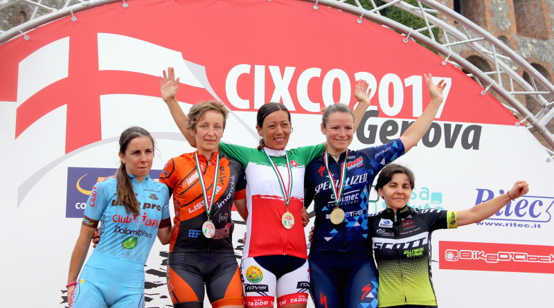 2017.07.23 Karin Tosato (podio)