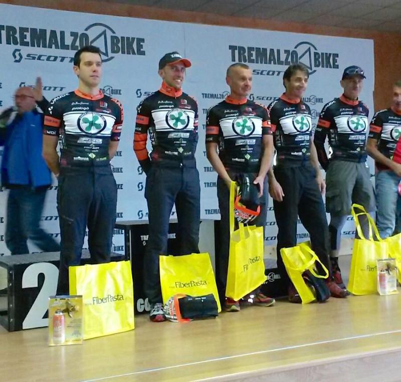 2017.10.01 Tremosine (Montanari podio leader Coppa Lombardia)