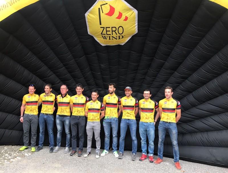 2017.10.21 Monticello Brianza (leader circuito Trek Zero Wind)