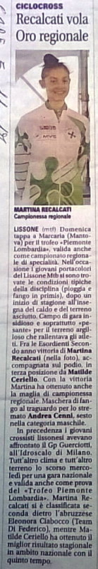 2017.11.05 Giornale di Monza