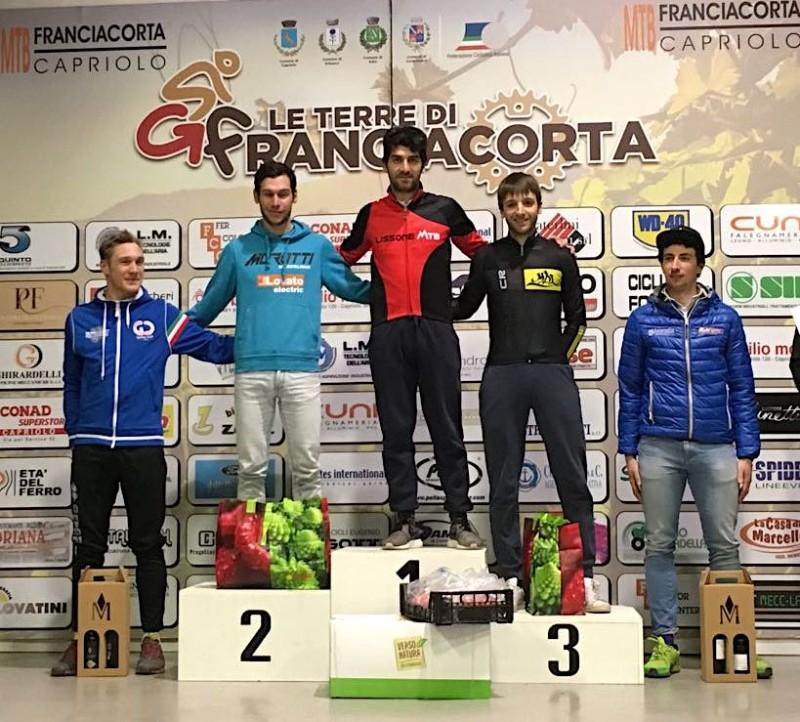 2018.02.25 Adro (podio Mattia Finazzi)