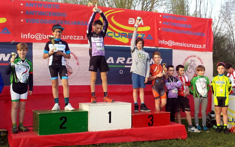 2018.04.08 Ghisalba (podio Riccardo Gentile)