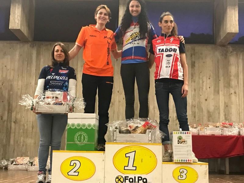 2018.04.15 Garda (podio Selene Colombi)