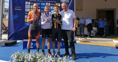 Montanari è argento ai Campionati Europei Marathon!