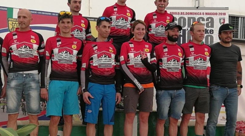 Selene Colombi vince la Conca d'Oro!