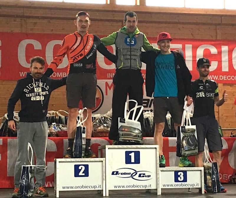 2018.05.13 Parre (podio 2° posto Alessio Curnis M2)