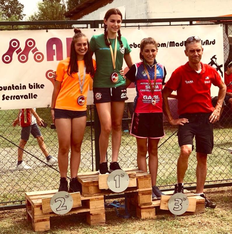 2018.05.27 Serravalle d'Asti (podio Martina Recalcati)