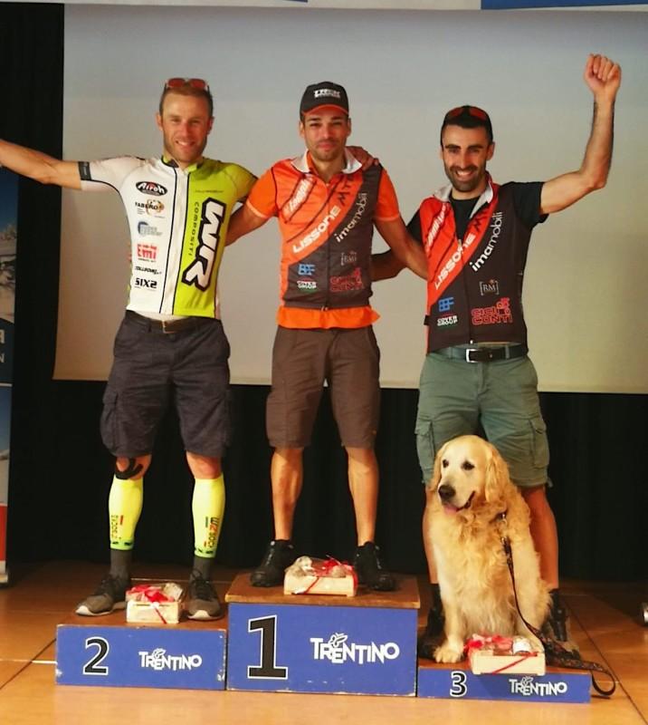2018.06.10 Lavarone (podio M2 Maiuolo-Rizzi)