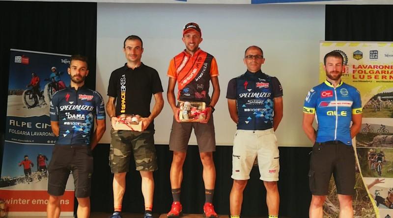 2018.06.10 Lavarone (podio M3 Fabio Montanari)