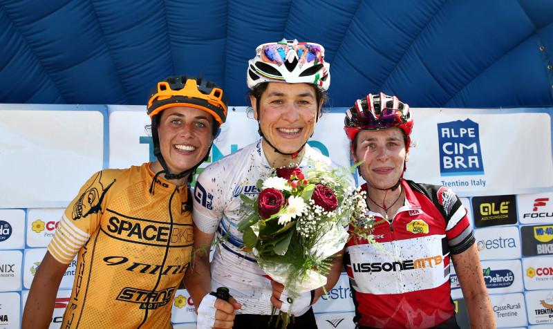 2018.06.10 Lavarone (podio donne Colombi)