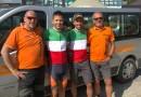 Zampedri e Montanari Campioni Italiani Marathon!!!