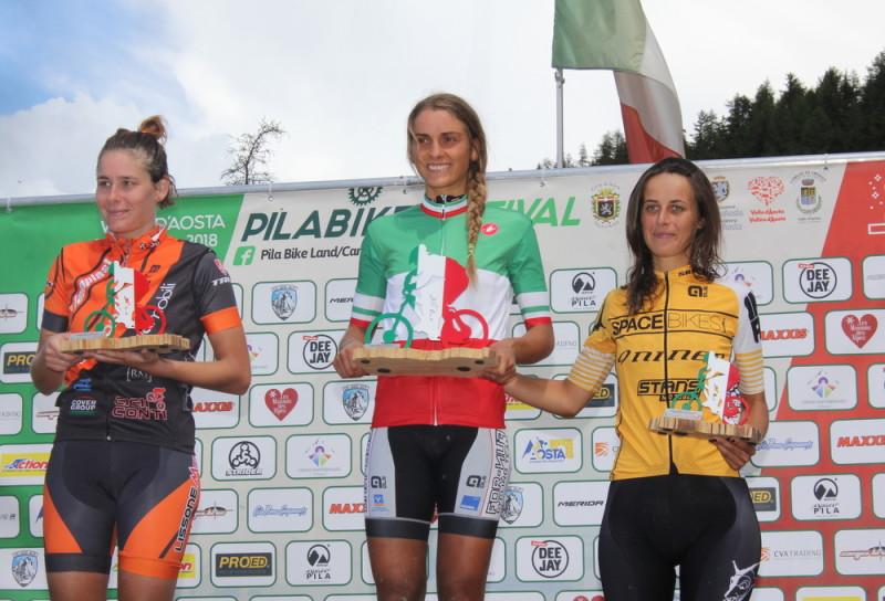 2018.07.22 Pila (Colombi podio)