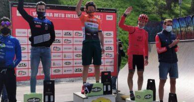 Weekend Pasquale nel territorio veronese con la MTB Verona International, secondo appuntamento della Italia Bike Cup: vittoria di Lanzi e ottimi risultati da parte di tutto il gruppo della MTB Lissone