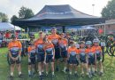 Giovanissimi impegnati all'eliminator di Carbonate. Pieno di successi all'Alta Valtellina Bike Marathon.